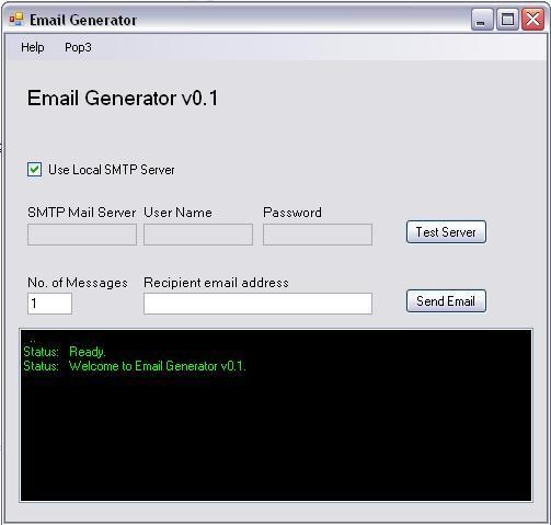 email html generator