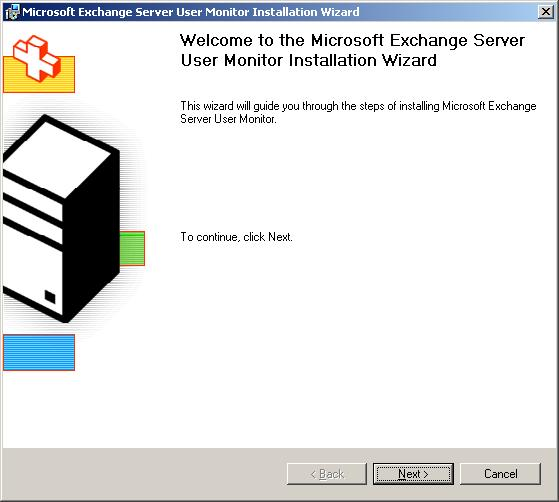 how to find what exchange server a user is on