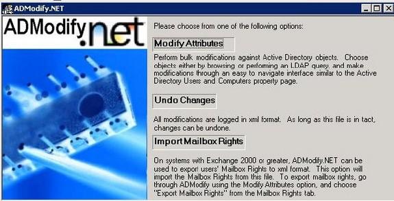 how to use admodify.net tool