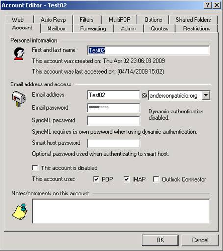 将mdaemon迁移到exchang 2003/2007 Part 6-新席地网博客