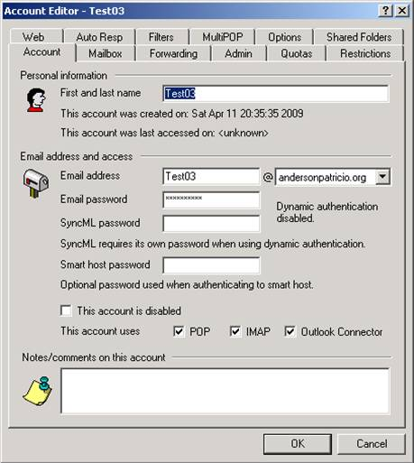 将mdaemon迁移到exchang 2003/2007 Part 7-新席地网博客