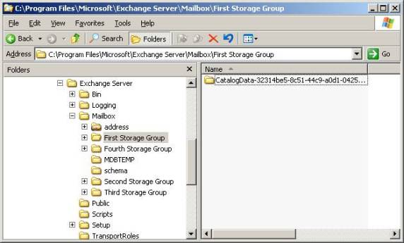 recovering an exchange 2007 clustered mailbox server cms