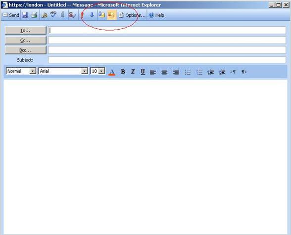 ... Outlook+Web... Picture In Email Signature Outlook Web App