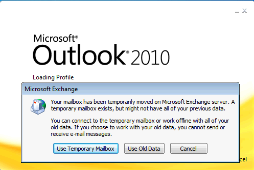 How to recover outlook 2010 pst file
