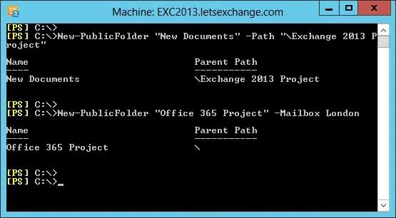 how to set mailbox storage limits in exchange 2013