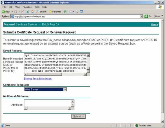 Marlena's Blog - Free ssl certificate exchange 2007