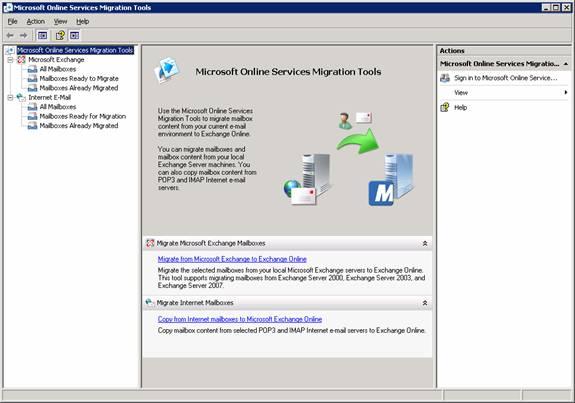 di posta a Microsoft Exchange Online ...
