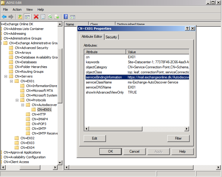 Exchange 2007/2010 Autodiscover Virtual Directory URLs - Should I care?